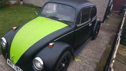 Volkswagen Beetle Full Wrap