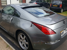 Another Nissan 350z!