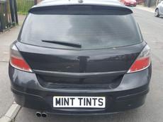 Vauxhall Astra MK5 Light Tint