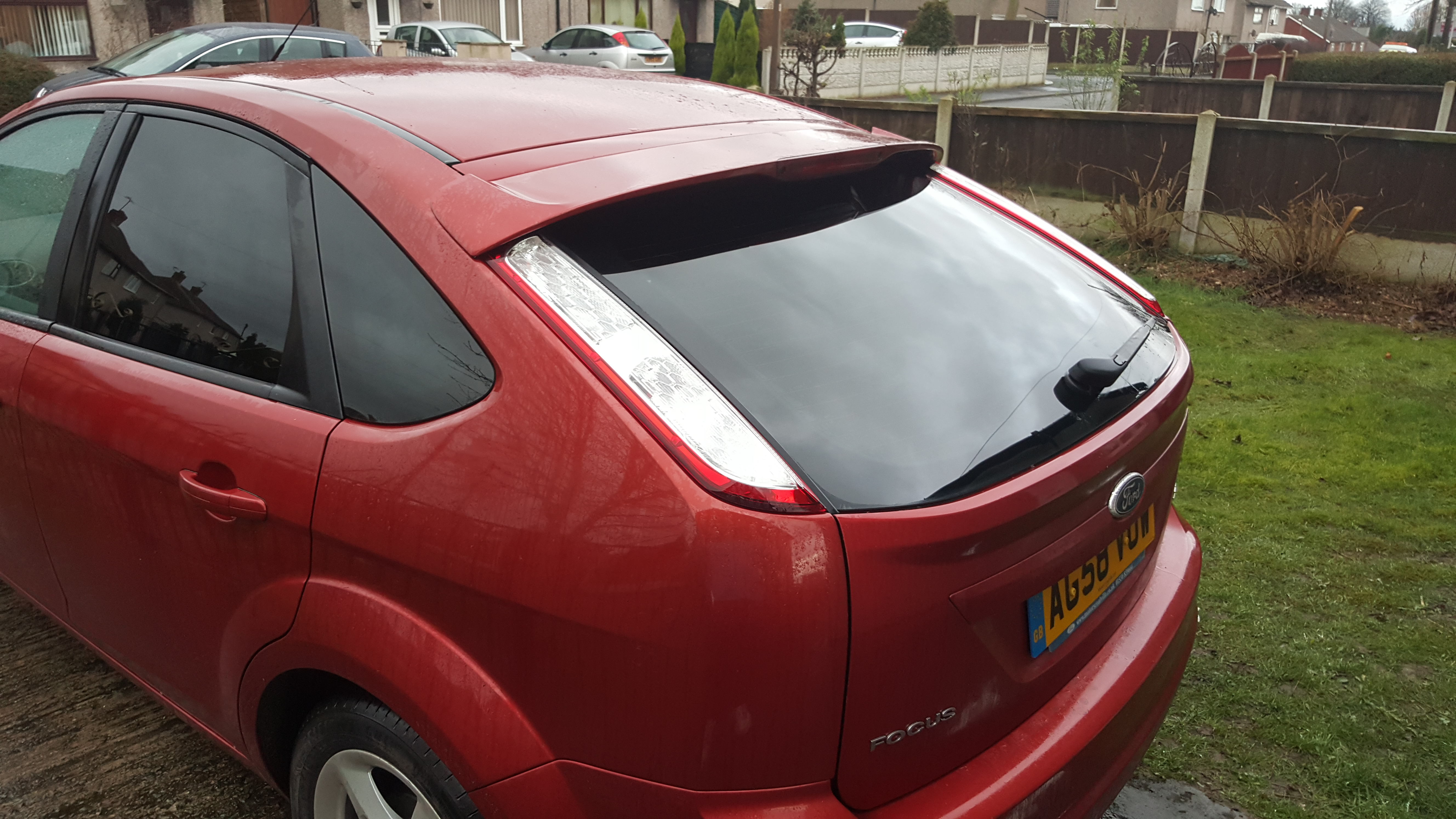Ford Focus MK2 - 5% Limo