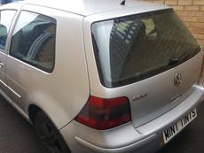 Volkswagen Golf MK4 Tint