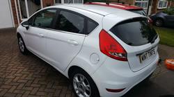 Ford Fiesta - 35% Window Tint