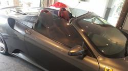 Ferrari F430 - 45% Front Tint