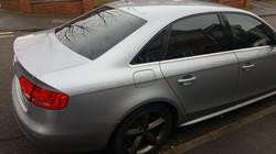 Audi A4 S-Line - 20% Dark Smoke