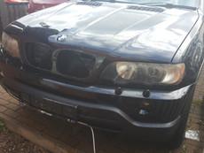 BMW X5 Front & Rear Light Tint