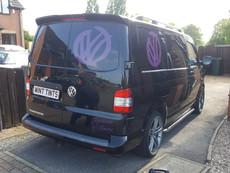 Volkswagen Transporter Rear Light Tint