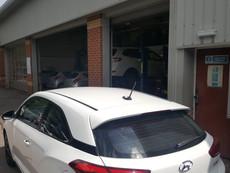 Hyundai i20 Roof Wrap