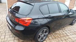 BMW 1 Series - 5% Limo Black Tint