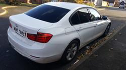 BMW 3 Series - 5% Limo Black Tint