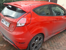 Ford Fiesta ST2 Limo Black Tint