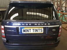Range Rover Evogue Full Tint