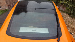 Nissan 350z 50% Light Smoke Tint