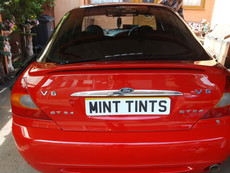 Ford Mondeo ST24 Sunstrip and Window Tint