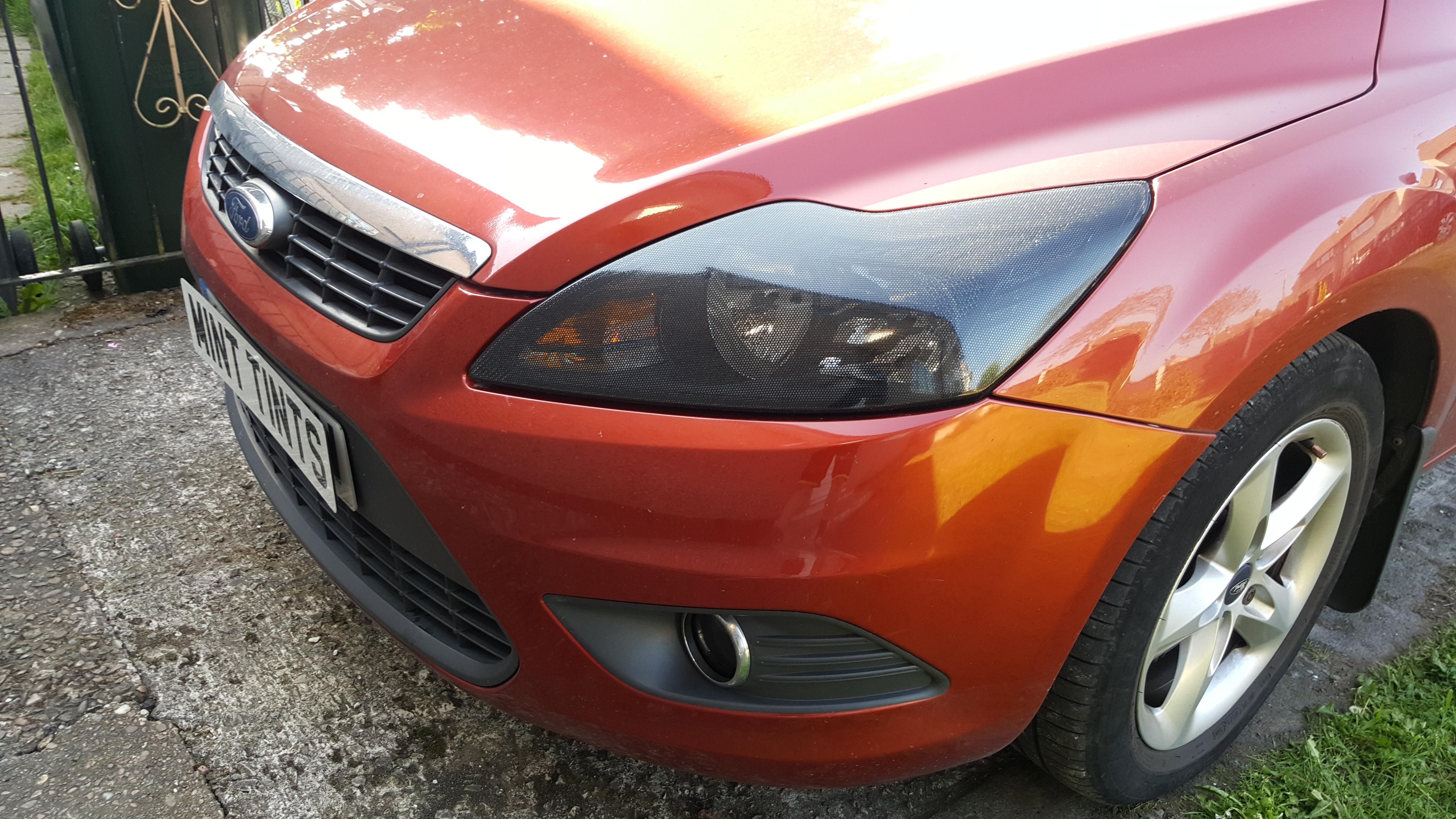 SPI Vision Ford Focus Light Tint