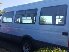Iveco Daily Minibus Window Tint