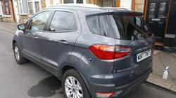 Ford EcoSport - 20% Dark Smoke Tint