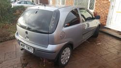 Vauxhall Corsa C
