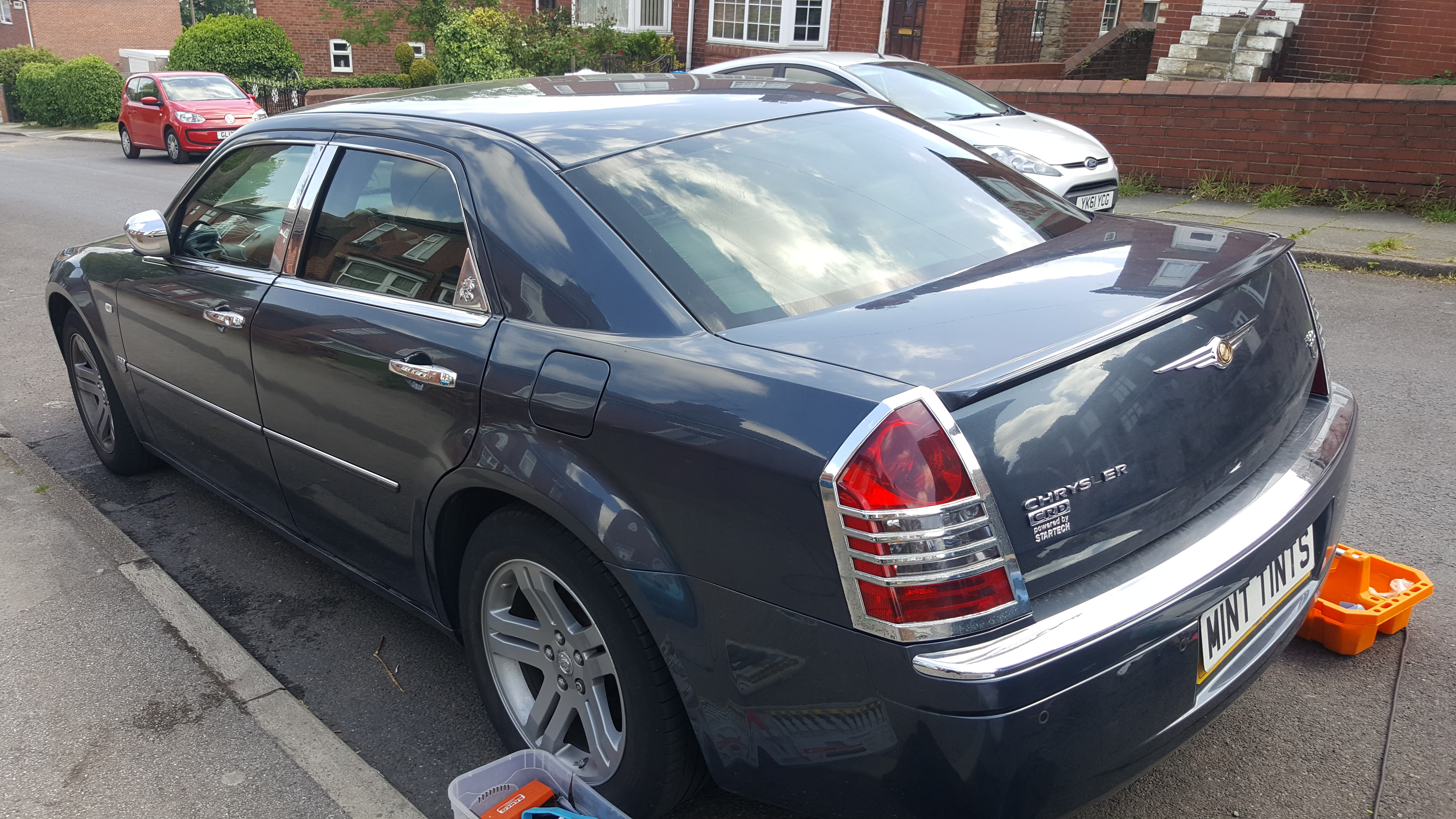 Chrysler 300 - 45% Light Tint