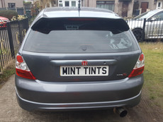 Honda Civic Window Tint Replacement