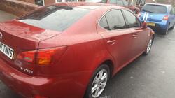 Lexus IS220 Window Tint