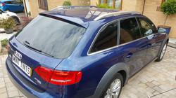 Audi A4 Avant - 20% Dark Smoke Tint