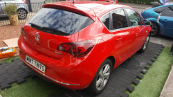 Vauxhall Astra- 5% Limo Black