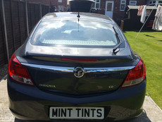 Another Vauxhall Insignia Tint