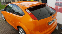 Ford Focus ST3 - 5% Limo Black Tint