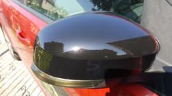 Gloss Pearl Ember Black mirror wrap