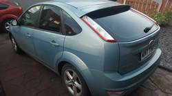 Ford Focus - 20% Dark Smoke