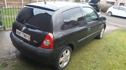 Renault Clio - 5% Limo Black Tint