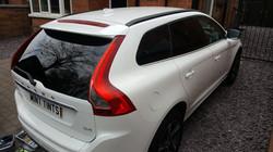 Volvo XC60 - 5% Limo Black