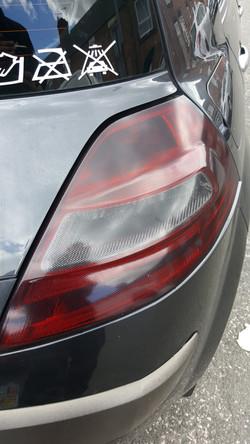 Rear SPI Vision Mesh Light Tint