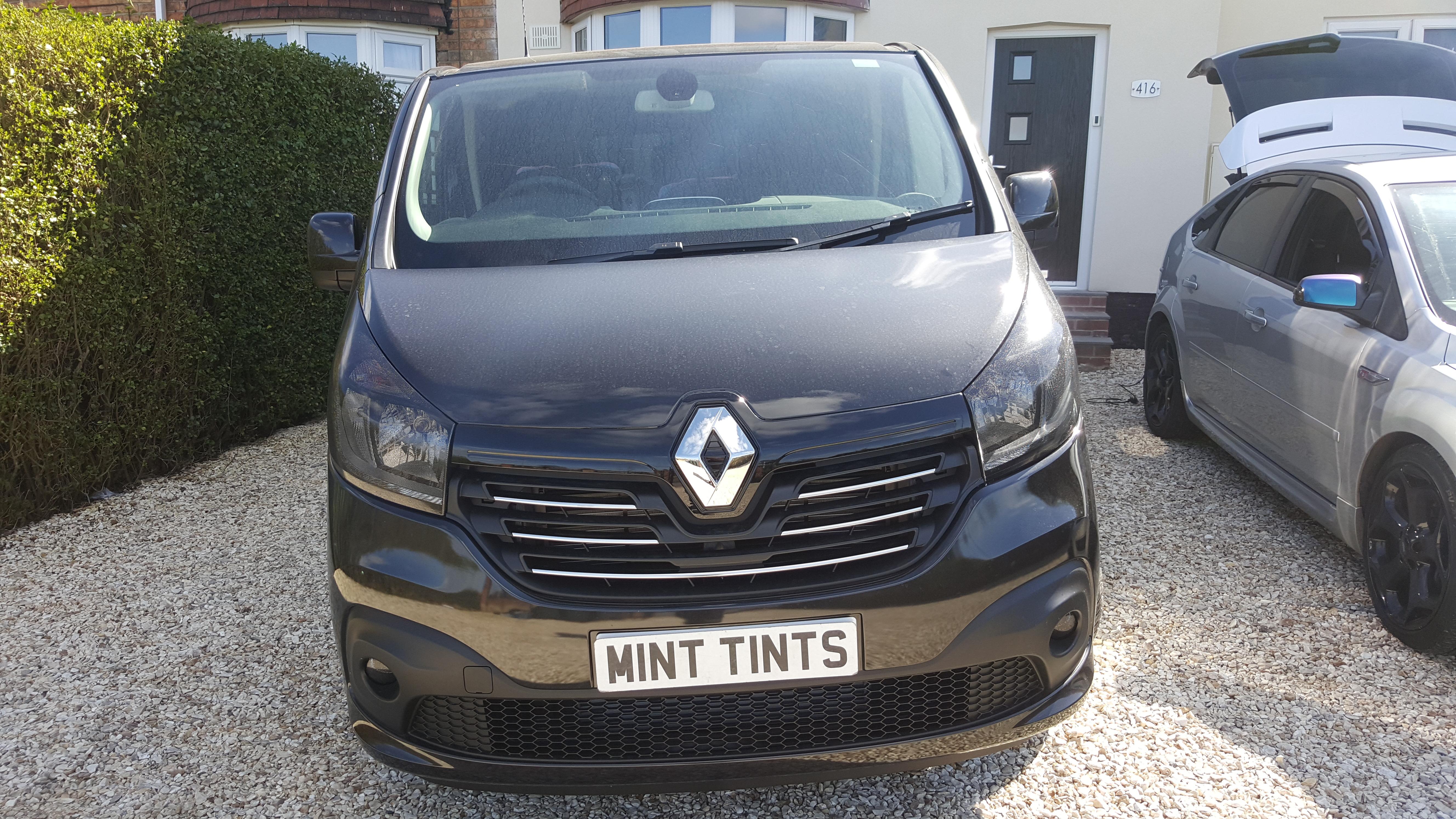 Renault Trafic SPI Vision Light Tint