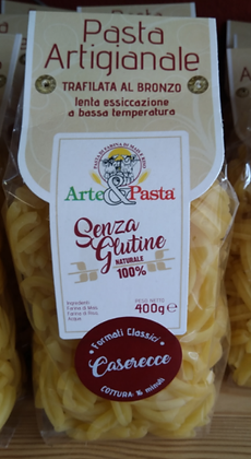 Arte e Pasta - Caserecce - 400 g - Glutenfreie