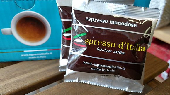Decaf Kaffeepads (10 Stücks)