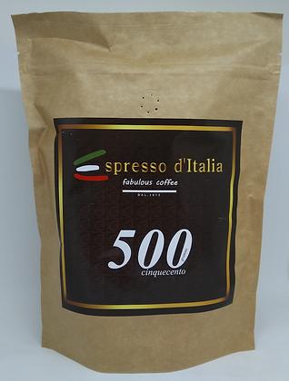 Kaffeebohnen - 500 gr