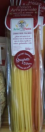 Arte e Pasta - Spaghetti 3 sapori - 500 g
