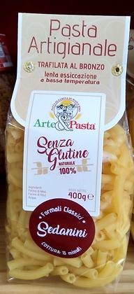 Arte e Pasta - Sedanini - 400 g - Glutenfreie