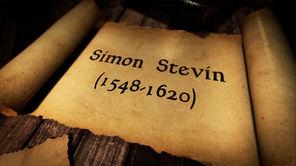 Simon Stevin 1548-1620