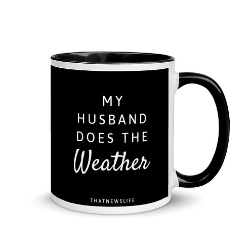 MY HUSBAND DOES THE WX