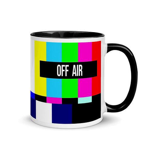 "'OFF AIR"" MUG"