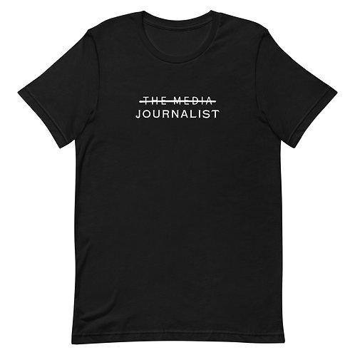 NOT THE MEDIA T-SHIRT