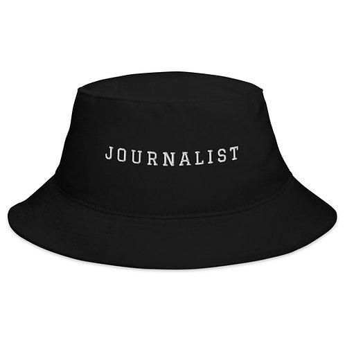 JOURNO BUCKET HAT