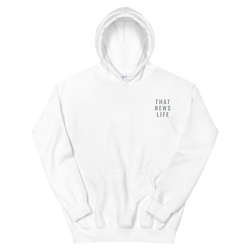 TNL GREY EMBROIDERED HOODIE