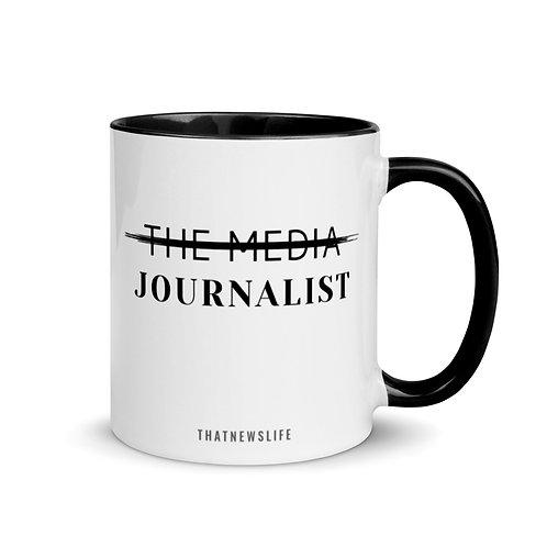 NOT THE MEDIA MUG