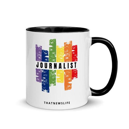 PRIDE JOURNALIST MUG