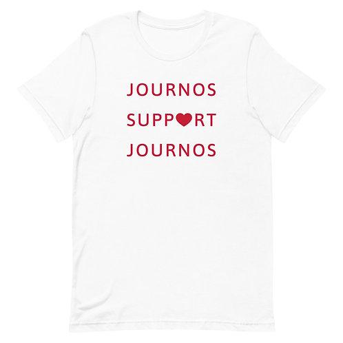 JOURNOS SUPPORT JOURNOS T-SHIRT