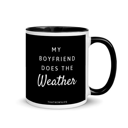 MY BF DOES THE WEATHER