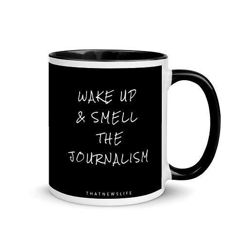 SMELL THE JOURNALISM